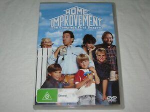 Home Improvement - Complete Season 1 - 4 Disc - VGC - Region 4 - DVD