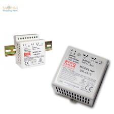Alimentatore/Trasformatore 12v DC max.42w Per Hutschiene, quadro Trasformatore Alimentatore EVG
