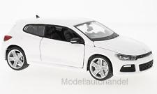 Burago - VW Scirocco III R -  weiss  - 1:24 Bburago    >>NEW<<