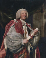 """oil painting handpainted on canvas""""John Thomas, Bishop of Rochester""""@11232"""