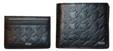 Hugo Boss Men`s Wallet & Card Holder Gift Set - 50417991