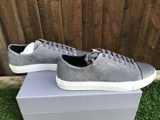 Axel Arigato Cap Toe Sneakers Grey Leather Size UK 7
