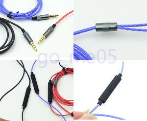 DIY Upgrade cable Cord Lead Wire for KOSS Porta Pro Portapro kossPP Headphones