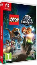 Lego: Jurassic World nintendo Schalter Videospiel - Neu