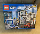Lego City Police Station Building Toy Set (60141) Retired New In Box