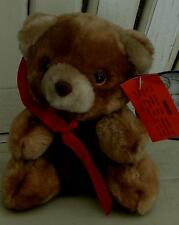 Cute Gently Used My Toy Teddy Bear Stuffed Animal, VERY GOOD CONDITION