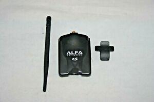 Alfa AWUS036NHA USB Adapter Atheros AR9271 w antenna and belt clip