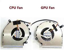 NEW MSI MS-16J2 MS-16J1 MS-16J5 MS-1792 MS-1795 MS-1791 CPU+GPU Fan PAAD06015SL