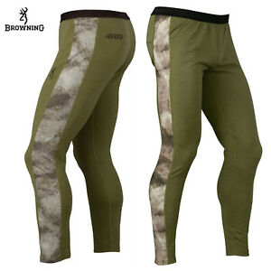 Browning Hell's Canyon Speed MHS Base Layer Pant (XL)- ATACS AU