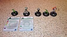 Marvel and DC Hero Clix Mixed Lot #5