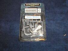 40k Rare oop Vintage Metal Space Marine Devastator w/ Plasma Cannon NIB
