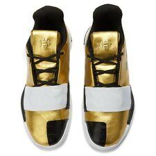 Reino Unido 8 Zapato de Basketball Adidas endurece Vol.3 - Dorado F72