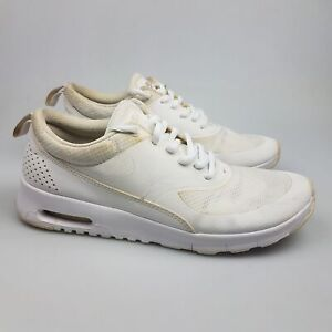 Boy's Girl's NIKE 'Air Max Thea GS' Sz 7Y Runners White GCon   3+ Extra 10% Off