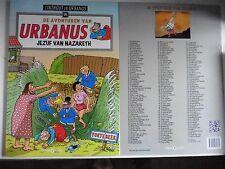 Urbanus 174 EERSTE DRUK Standaard Uitgeverij 2017
