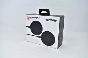 Verizon Fast Charger Wireless Charging Pad (2 Pack) iPhone X XR XS 11 12 Pro Max