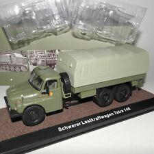 Atlas 1:43 NVA-Fahrzeuge: Schwerer Lastkraftwagen Tatra 148 in OVP(EK3341)