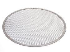 Retina tonda in alluminio professionale da forno per pizza e focaccia da cm 30