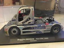 "SLOT CAMION BUGGYRA MK002/B ""FIA ETRC 2003"" FLY"