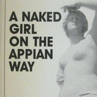 Naked Girl Appian Way Playbill 2005 Roundabout Theatre Clayburgh Morrison