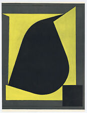 "Victor Vasarely ""Pamir"" pochoir"