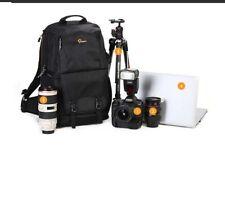 "New Lowepro Fastpack BP 250 AW II Camera Backpack Case for DSLR & 15"" Laptop"