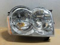 PASSENGER RIGHT HALOGEN OEM JEEP GRAND CHEROKEE 05 06 07 HEADLIGHT [A-GRADE]