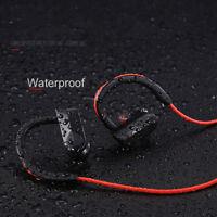 Sports Sweatproof Bluetooth Headsets Gym Running Headphones Earphones Universal