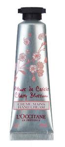 L'Occitane Fleurs De Cerisier CHERRY BLOSSOM Hand Cream Mini 10ml