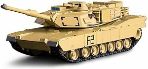 Abrams M1A2 US Tank Diecast 1/72 Scale Die Cast Showcase Collection Action Model