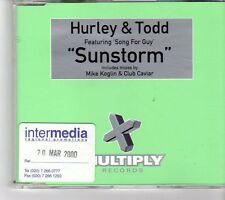 (FK744) Hurley & Todd, Sunstorm - 2000 CD