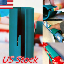 Sliding Wrapping Paper Cutter Gift Wrap Packing Roll Cutter Tool Home Diy