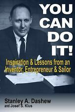 You Can Do It: Inspiration and Lessons from an Inventor, E (UK IMPORT)  BOOK NEW
