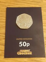 2016 Beatrix Potter 150th Anniversary 50p Coin UK  Uncirculated Condition