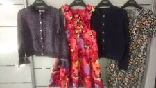 NEW 4x NEXT SUMMER BUNDLE OUTFITS GIRL CARDIGANS DRESS PLAYSUIT 4-5 YRS 5 Y N2