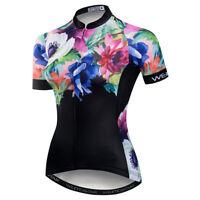 Women/'s Cycling Jersey Clothing Bicycle Sportswear Short Sleeve Bike Shirt  F39