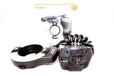 Canon Flash Macro Ring Lite MR-14EX - Usato funzionante