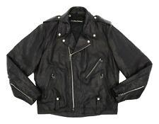 HARLEY DAVIDSON Jacket M Medium Mens LEATHER Vintage Motorcycle Jacket Biker AMF