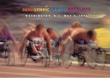 #U641 32c Atlanta Paralympic Games Envelope First Day Program