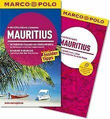 MARCO POLO Reiseführer Mauritius von Langer, Freddy | Buch | Zustand gut