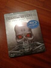 TERMINATOR 2 JUDGMENT DAY Steelbook Bluray ULTRARARE Netherland Edition With ITA