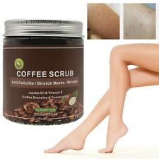 250ml Exfoliating Scrub Body Scrub Cream Facial Dead Skin Removal Deep Clean