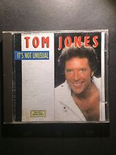 Tom Jones Its Not Unusual CD