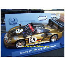 Slot Car Fly A2003 Porsche 911 GT1 EVO Compatible 1/32 Scalextric