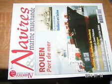 Navires & Marine Marchande n°15 Sidi Bel Abbes 1943 Rouen Zuiderdam Rouliers