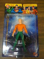 Dc Direct Jla Original Aquaman Figure Water Hand New Free Ship Us