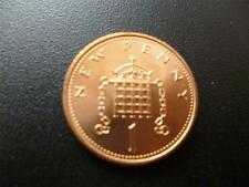 1971 ONE NEW PENNY PIECE IN UNCIRCULATED CONDITION, FIRST ISSUE OF DECIMAL 1P.