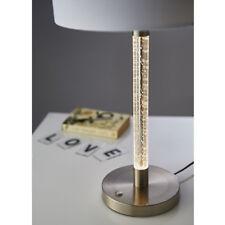 ENDON Andromeda Lampada da tavolo finitura cromata piatto 40w e27 gls & 4W