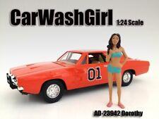 American Diorama 23942 Figur Car Wash Girl - Dorothy - 1:24 limitiert 1/1000