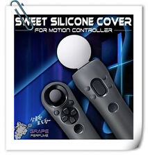 PS3 Move Wireless Controller Silicon Grip case Sony PlayStation protector cover