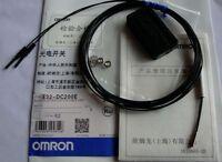 1PC Omron E32-DC200E Photoelectric Switch Fiber E32DC200E 2M New In Box